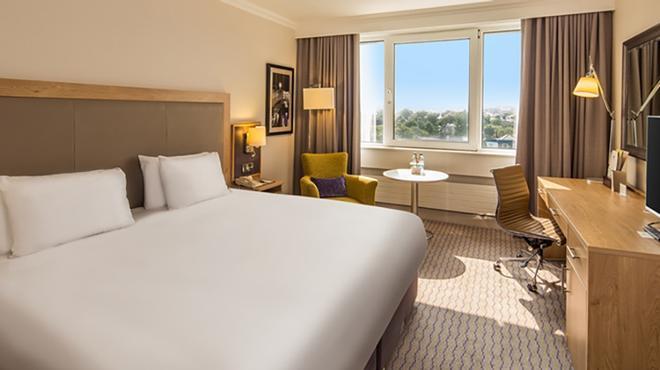 Clayton Hotel Burlington Road - Dublin - Bedroom