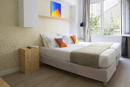 Hotel Izzy By Happyculture - Issy-les-Moulineaux - Bedroom