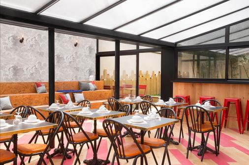 Hotel Izzy By Happyculture - Issy-les-Moulineaux - Buffet