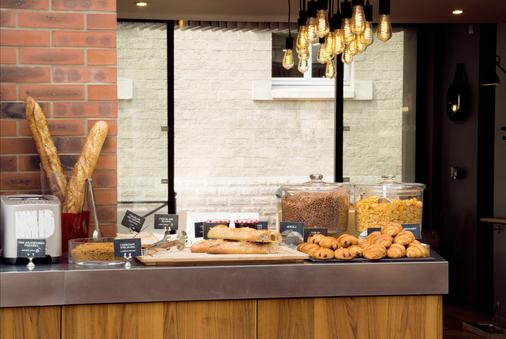 Hotel Izzy By Happyculture - Issy-les-Moulineaux - Ruoka