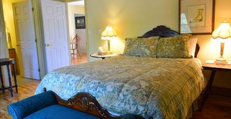 Auberge Wild Rose Inn - Moncton - Bedroom