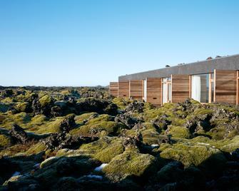 Blue Lagoon Clinic - Grindavik - Gebouw