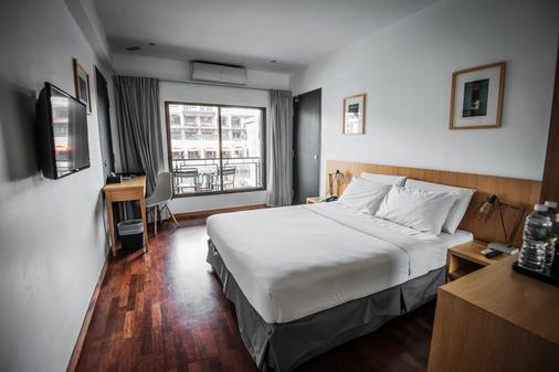 Quayside Hotel - Malacca - Bedroom
