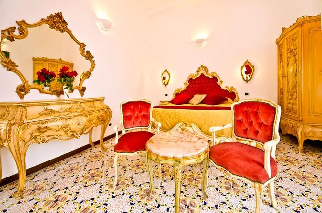 Residenza Sole - Amalfi - Makuuhuone