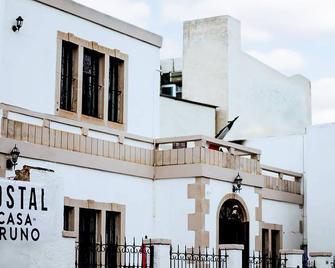 Hostal La Casa De Bruno - Durango - Rakennus
