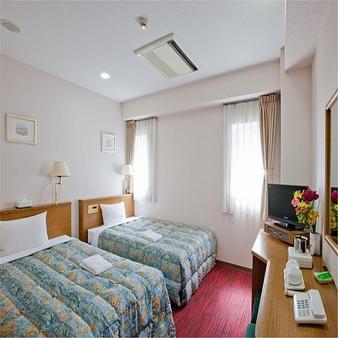 Benikea Calton Hotel Fukuoka Tenjin - Fukuoka - Bedroom