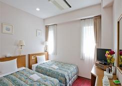 베니키아 칼튼 호텔 후쿠오카 덴진 - 후쿠오카 - 침실