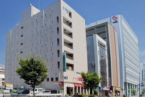 베니키아 칼튼 호텔 후쿠오카 덴진 - 후쿠오카 - 건물
