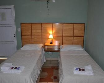 Hotel y Restaurante Don Enrique - El Soberbio - Ložnice
