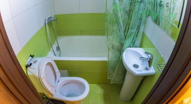 索尼亞克拉斯諾耶沃羅塔酒店 - 莫斯科 - 浴室