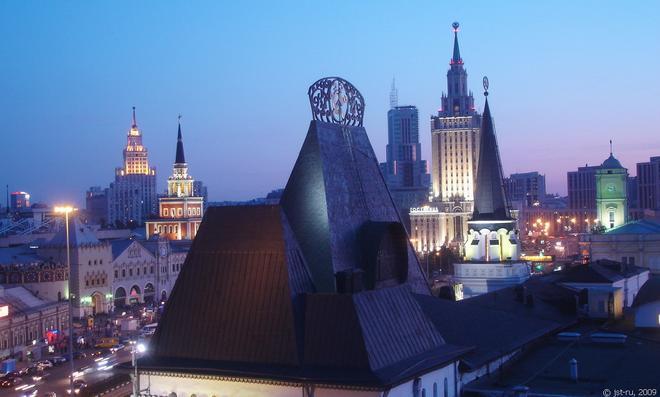 索尼亞克拉斯諾耶沃羅塔酒店 - 莫斯科 - 飯店設施