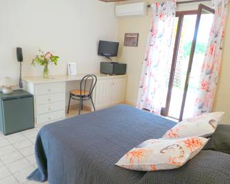 Appartements & Villas Olmuccio - Sainte-Lucie-de-Porto-Vecchio - Bedroom