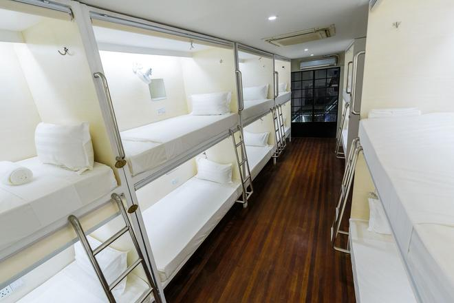 Tambayan Capsule Hostel - Manila - Makuuhuone