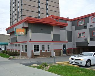 402 Hotel - Omaha - Edificio