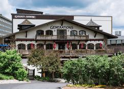 Golden Arrow Lakeside Resort - Lake Placid - Edificio
