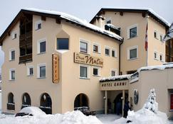 Hotel Garni Chesa Mulin - Pontresina - Rakennus