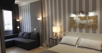 B&B Pescara Centro Luxury Suite - Pescara - Bedroom