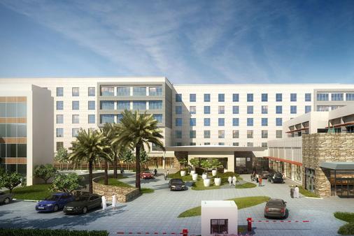 Sundus Rotana - Muscat - Building