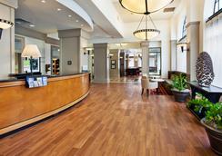 Hampton Inn & Suites Atlanta-Downtown - Atlanta - Lobby