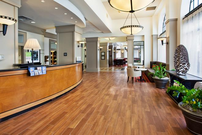 Hampton Inn & Suites Atlanta-Downtown - Atlanta - Lobby