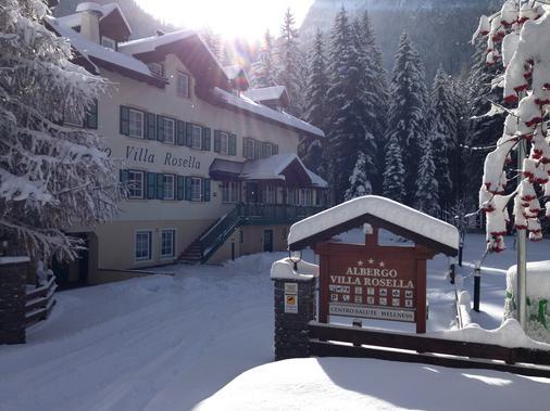 Hotel Villa Rosella - Canazei - Building