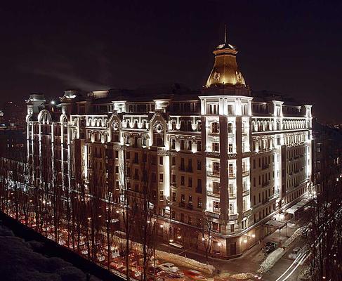 普瑞米爾宮酒店 - 基輔 - 基輔 - 建築