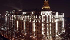 Premier Palace Hotel - Kiova - Rakennus