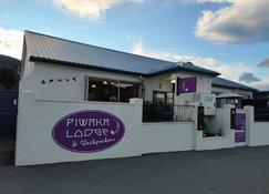 Piwaka Lodge And Backpackers - Picton - Gebäude
