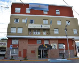 Patagonia Suites & Apart - Trelew - Edificio