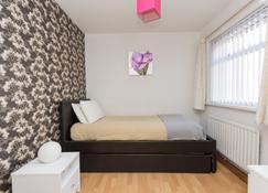 Perfect City Center Location / Free Parking / 4 Beds - Belfast - Habitación