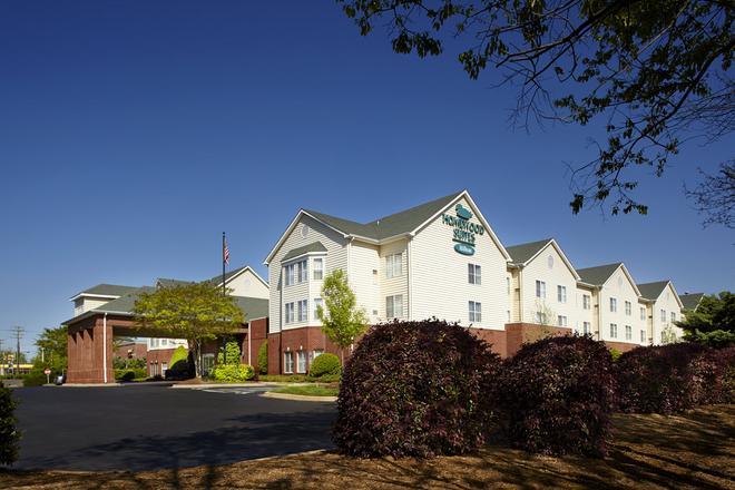 Homewood Suites by Hilton Charlotte Airport - Σάρλοτ - Κτίριο