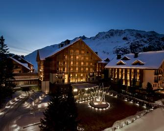 The Chedi Andermatt - Andermatt - Building