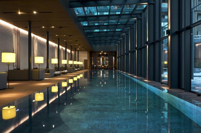 The Chedi Andermatt - Andermatt - Pool