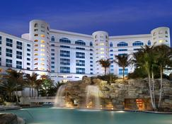 Seminole Hard Rock Hotel and Casino - Hollywood - Κτίριο