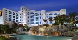 Seminole Hard Rock Hotel And Casino - Hollywood - Edificio