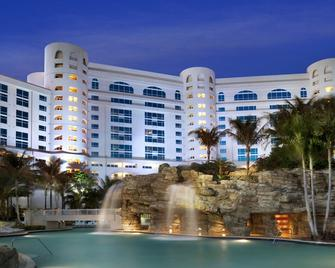 Seminole Hard Rock Hotel and Casino - Hollywood - Building