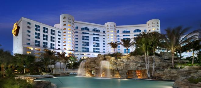 Seminole Hard Rock Hotel & Casino Hollywood - Hollywood - Edificio