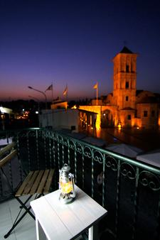 Hotel Opera - Larnaca - Balcon