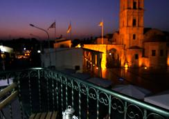 Hotel Opera - Larnaka - Parveke