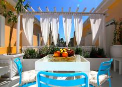 Hotel Opera - Larnaka - Patio