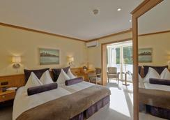 Beatus Wellness & Spa Hotel - Sigriswil - Schlafzimmer