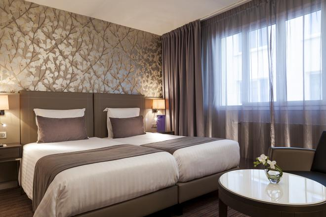 Timhotel Opera Blanche Fontaine - Paris - Phòng ngủ
