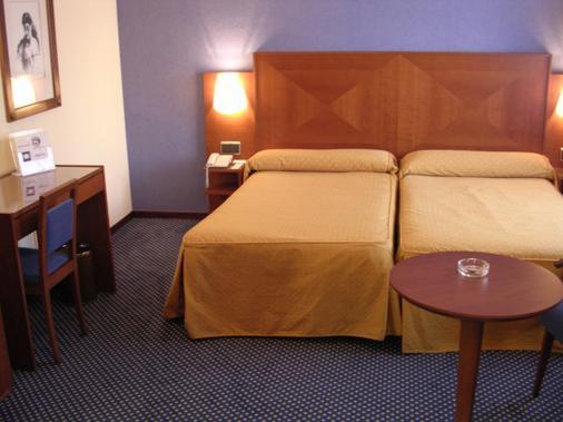 Torreluz Centro Hotel - Almería - Chambre