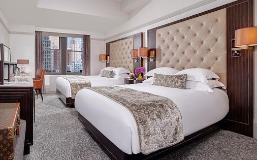 Westhouse Hotel New York - Нью-Йорк - Спальня