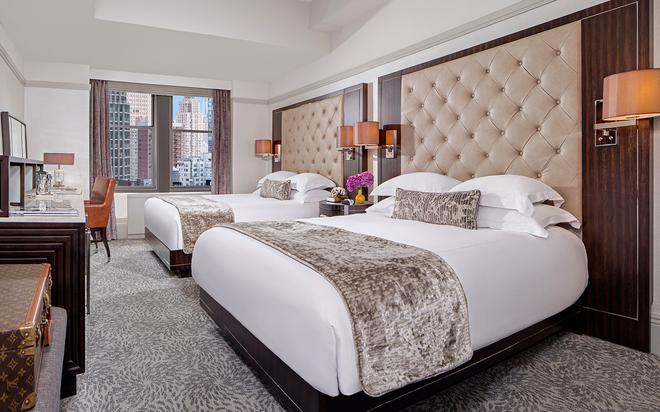 Westhouse Hotel New York - New York - Phòng ngủ