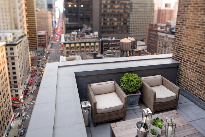 Westhouse Hotel New York - New York - Balcone