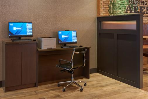 Four Points by Sheraton Toronto Airport East - Toronto - Business centre
