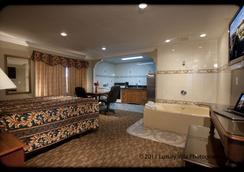水晶小屋汽車旅館 - 凡杜拉 - 文圖拉 - 臥室