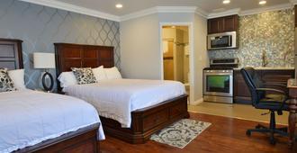 Crystal Lodge Motel - נטורה - חדר שינה