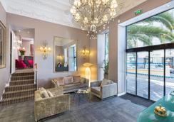 Best Western Hôtel New York Nice - Ницца - Лобби